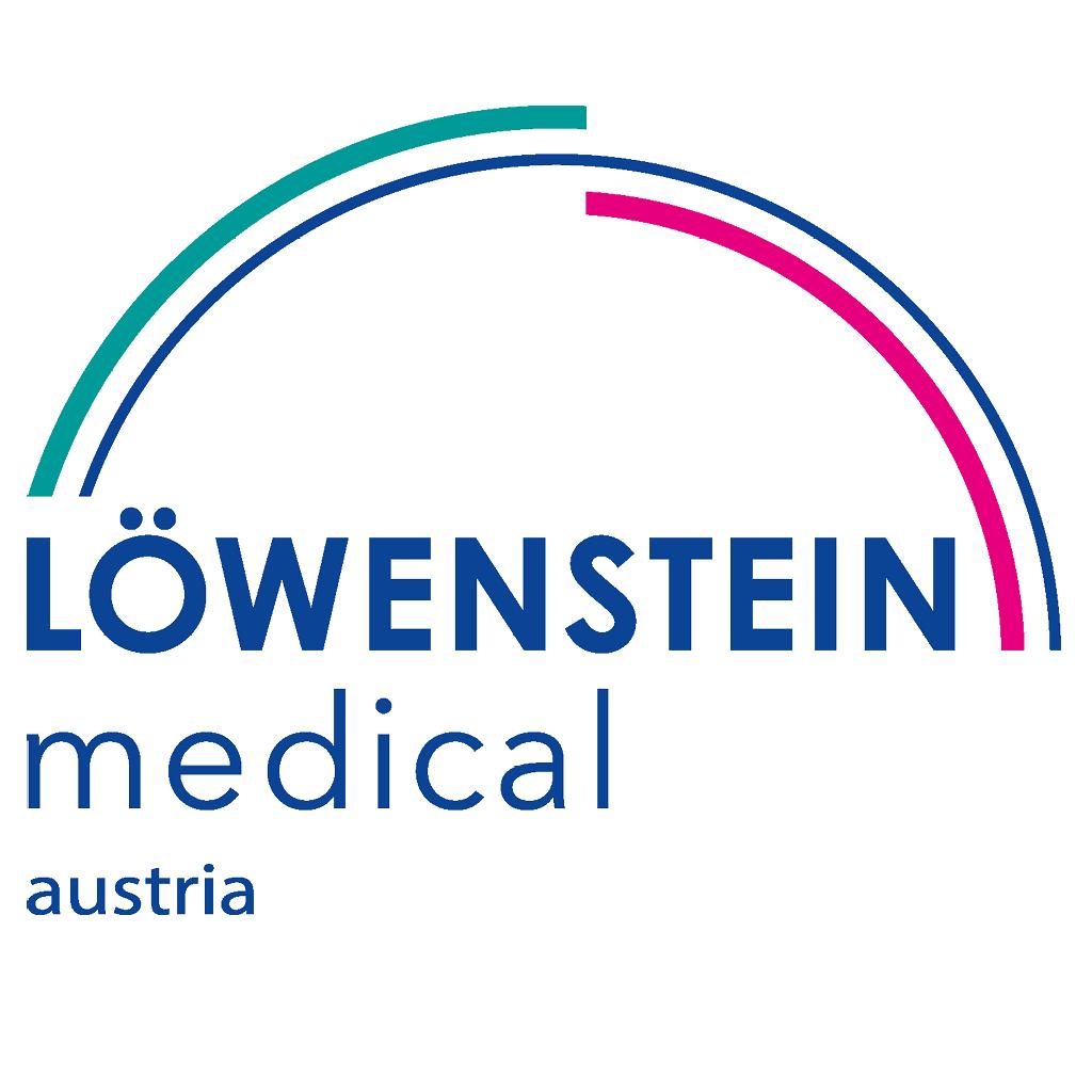 Das Logo von Heinen + Löwenstein Austria